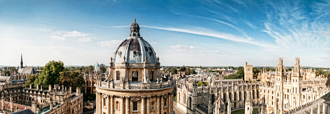 Dreaming Spires Oxford. Photo tours of Oxford