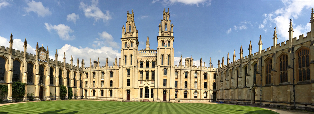 All Souls College Oxford Photo workshops