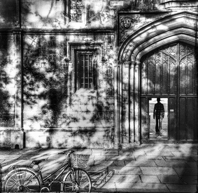 i-phone photography St Johns college